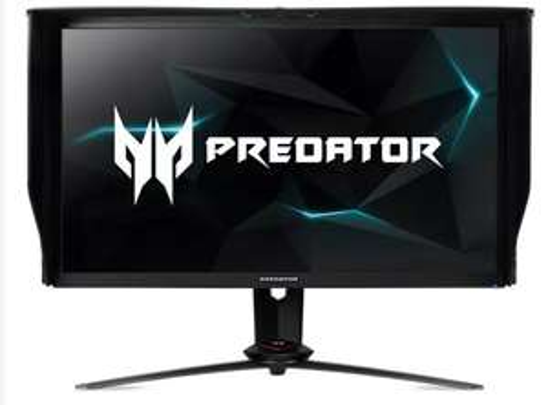 ACER Predator XB273KGP 27 Zoll UHD 4K Gaming Monitor (1 ms Reaktionszeit, 144 Hz)