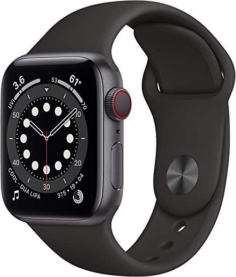 Apple Watch Series 6 GPS+Cellular 44mm (Saturn Singledays)