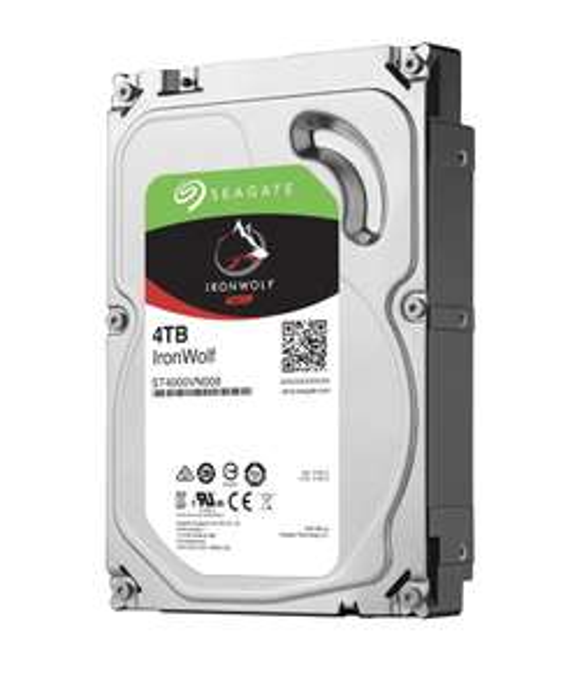 Seagate IronWolf NAS 4 TB CMR, Festplatte