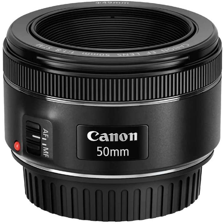 Canon Objektiv 50mm F1.8 STM/0570C005 Canon