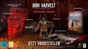 Iron Harvest Collector's Edition (PC) [Groovesland]