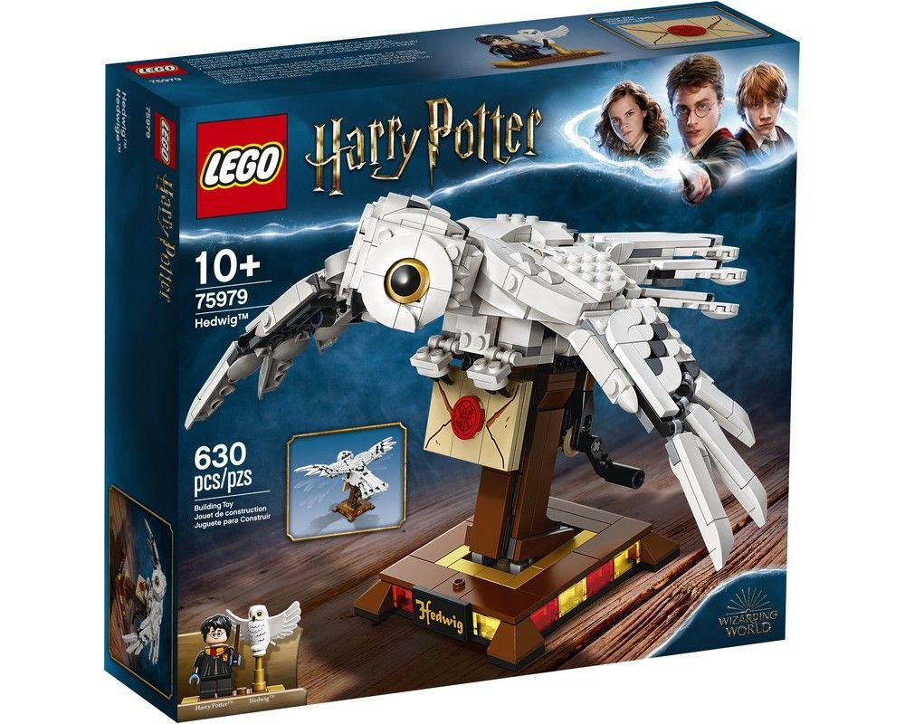 [amazon prime] LEGO 75979 Harry Potter - Hedwig mit bew. Flügeln