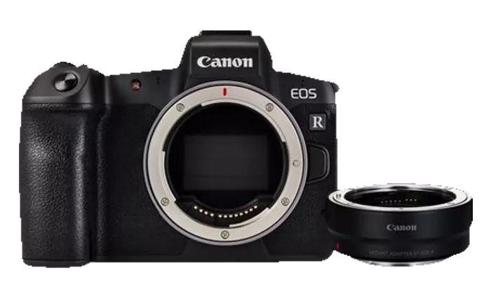 CANON EOS R (Vollformat,Spiegellos) Gehäuse Kit inkl Adapter [Media Markt Club] heute für 1483,25 Euro