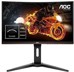 AOC Curved Gaming Monitor 144Hz
