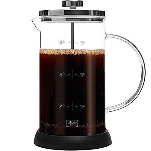 Melitta French Press Kaffee Zubereiter 1L für 8,88€ (Amazon Prime)