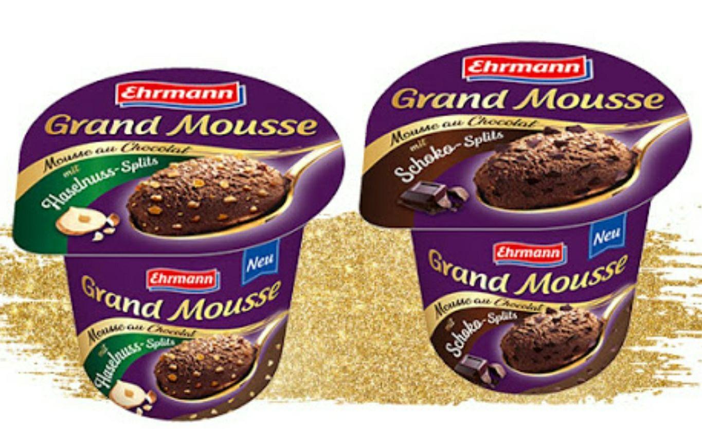 (Aldi) Ab13.11. Ehrmann Grand Mousse 0,79€ durch Scondoo/Kochbar effektiv 0,29€