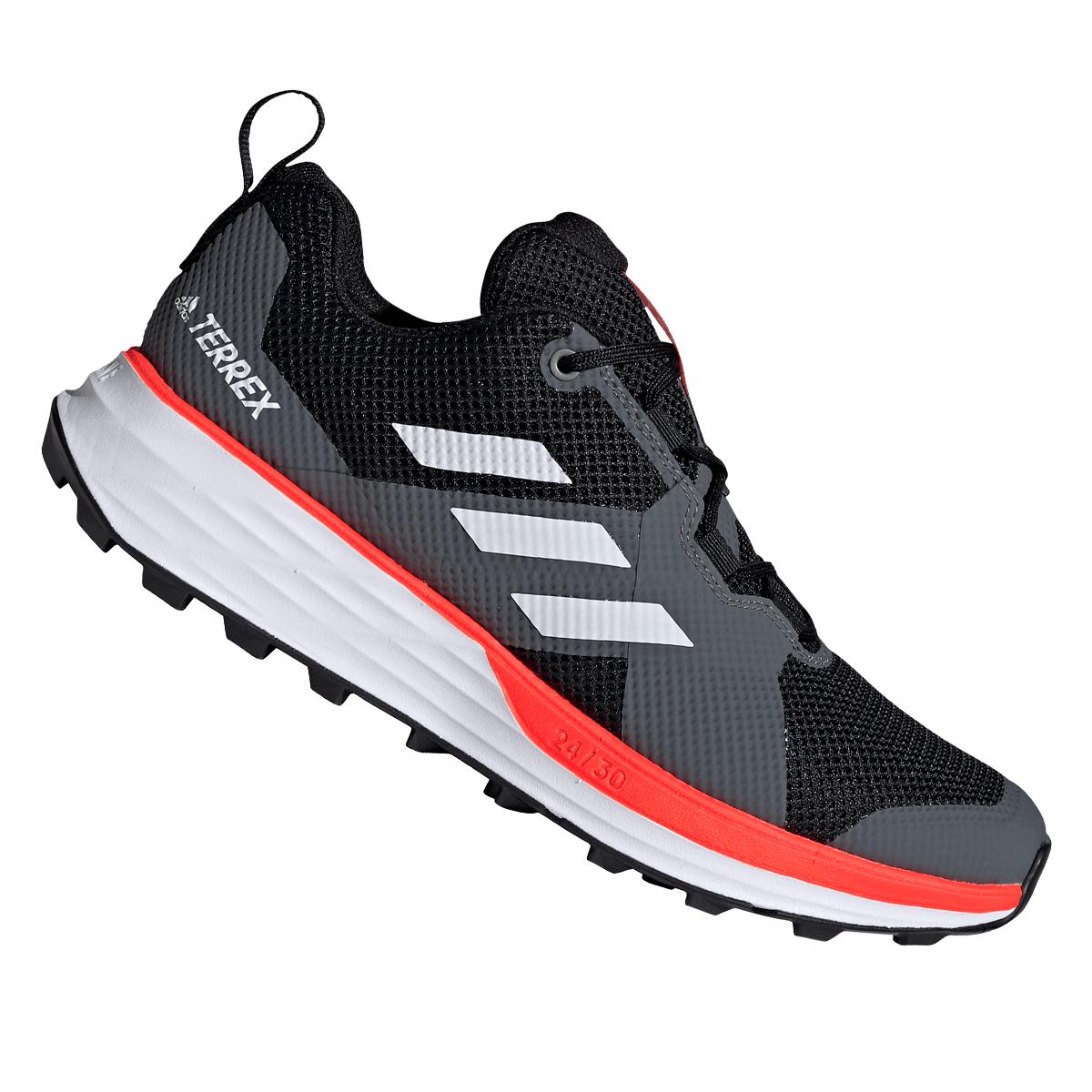 adidas Schuh Terrex Two schwarz/weiß (Größen 41 1/3 bis 46 2/3)