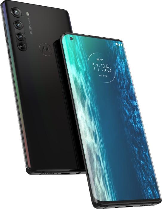Motorola Edge Dual-SIM solar black