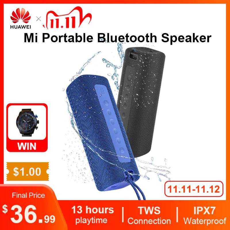 [11.11] Bluetooth Lautsprecher IPX7 Wasserdicht Xiaomi Mi Portable
