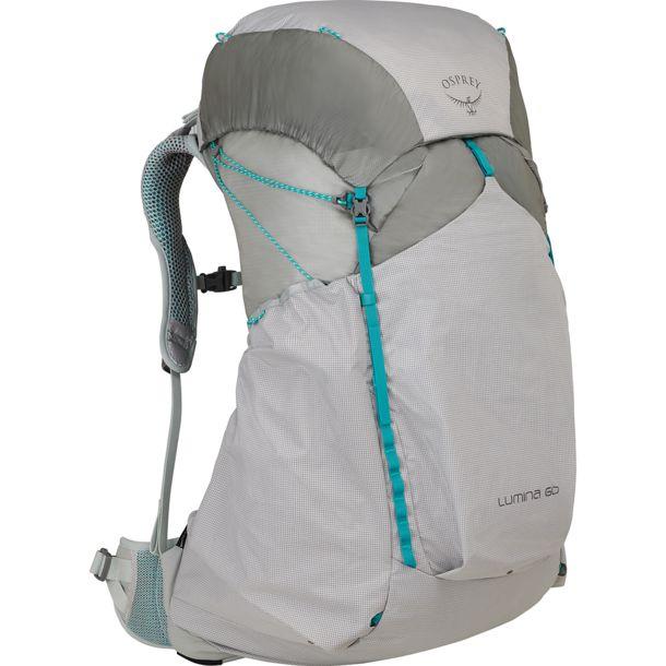 (Bergzeit) Osprey Lumina 60 (und 45) (Damen-) Trekkingrucksack