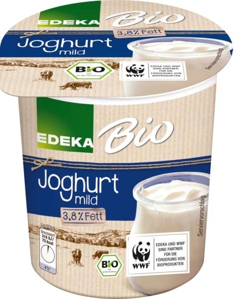 GRATIS - 150g Edeka Bio Yoghurt - bei Edeka-Rhein-Ruhr mit Edeka Genuss+ App ab 16.11.20 ab 5€ Einkauf