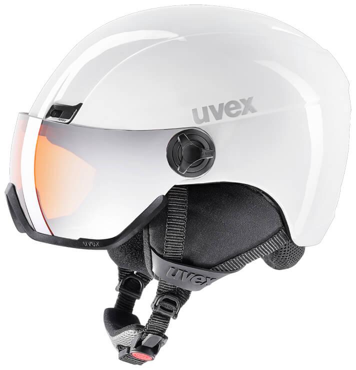 Uvex hlmt 400 Visor in der Größe 58-61