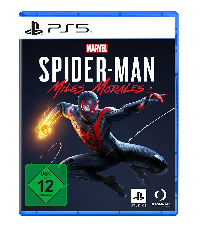 Marvel's Spider-Man: Miles Morales - PlayStation 5(mit Blüten für 48,60€ möglich.) [Müller]