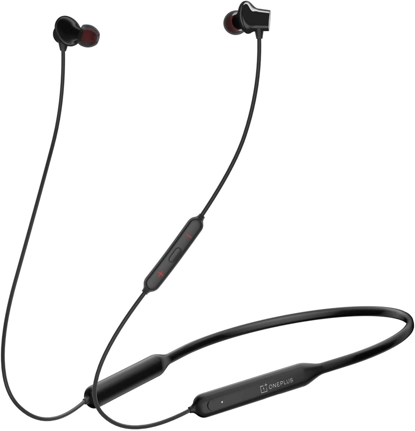 ONEPLUS Bullets Wireless Z | Bluetooth Kopfhörer | Bluetooth Headset (Schwarz)