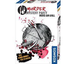 Sammeldeal Kosmos Murder Mystery Party Spiel, z.B. Mord am Grill, Mifus kostenlose Filiallieferung zu Rofu
