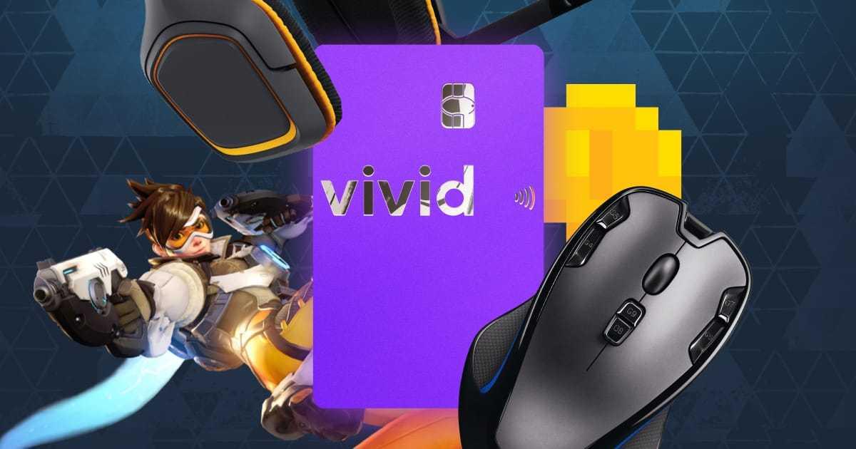 Vivid Money Gamers Edition: 5-10 % Cashback auf Gaming-Plattformen (Steam, PS4, Xbox, Origin, Battle.net, LoL, Fornite, Wargaming, EVE)