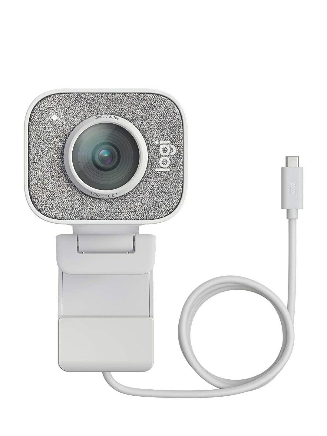 Logitech Streamcam weiß Webcam