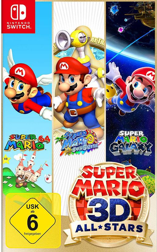 Super Mario 3D All-Stars - Nintendo Switch [Prime]