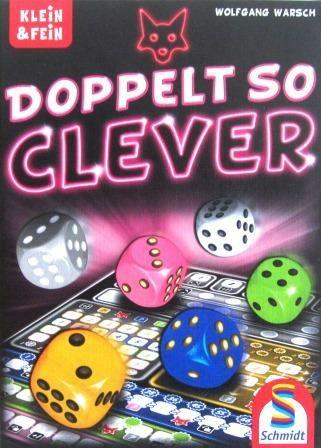 (Amazon Prime) Würfelspiel Gesellschaftsspiel Doppelt so clever