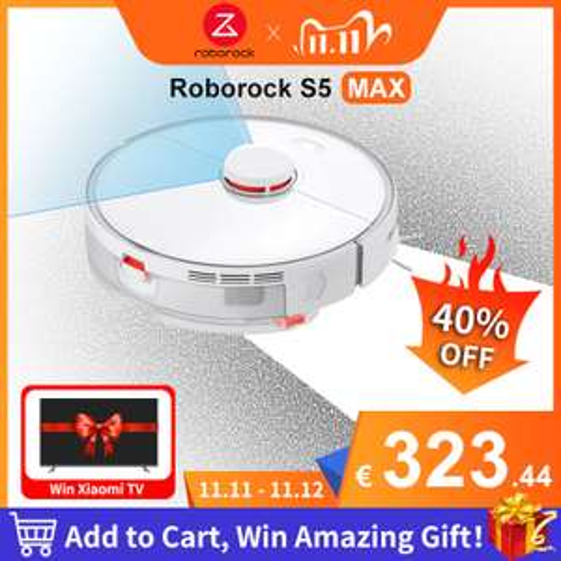 Roborock S5 Max - Mein AliExpress-Bestpreis