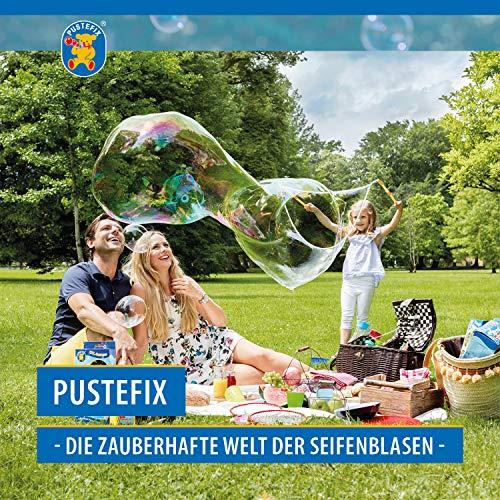Pustefix XXL-Bubbles Nachfüllkanister I 2,5 l Seifenblasenwasser I Bubbles Made in Germany (AMAZON PRIME)