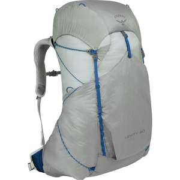 (Bergzeit) Osprey Levity 60 Trekkingrucksack (850gr)