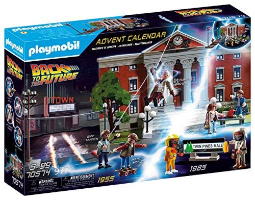 PLAYMOBIL Adventskalender 70574 Back To The Future (AMAZON PRIME)