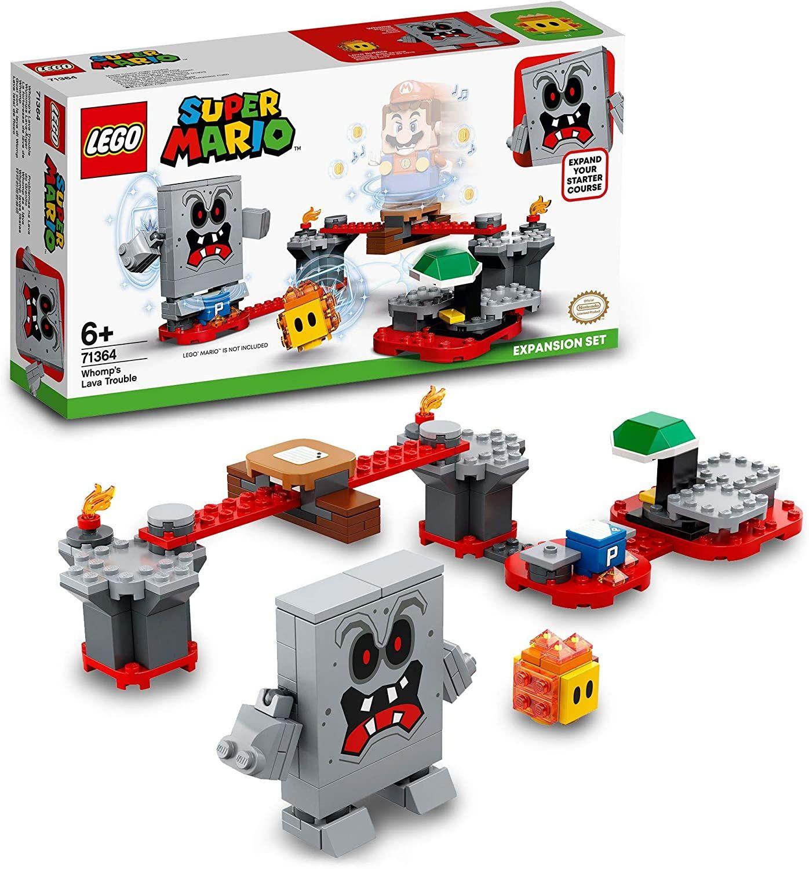 LEGO 71364 Super Mario Wummps Lava-Ärger - Erweiterungsset [Prime]