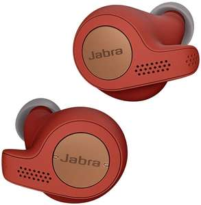 Jabra Elite Active 65t True Wireless In-Ear Sport Kopfhörer (Headset-Funktion, 15h Akku mit Ladecase, Bewegungssensoren, Fitnesstracking)