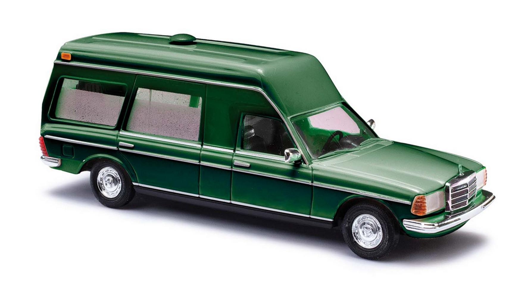 [Müller online](Filiallieferung) Busch Modellfahrzeuge 52202 MB VF 123 und 51121 MB Vito Hermes für je 7€