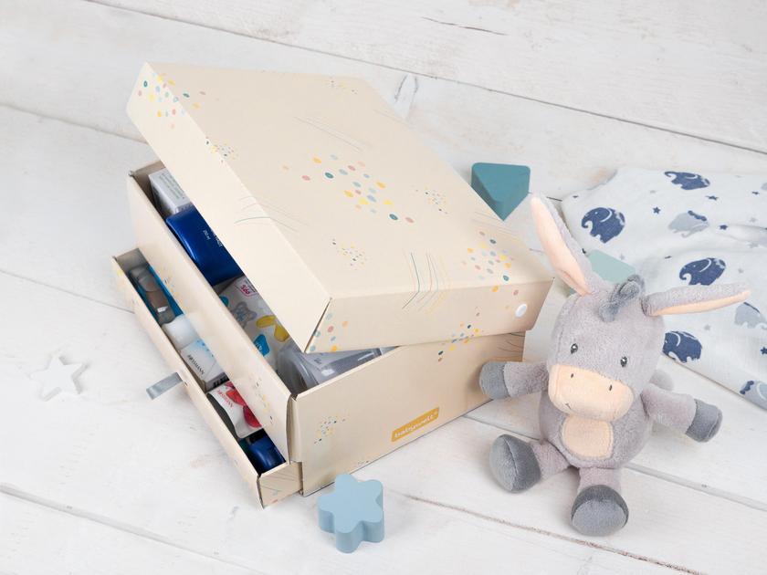 ROSSMANN babywelt Jubiläumsbox