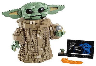 "[Media Markt/ebay] LEGO Star Wars - Das Kind / The Child / ""Baby Yoda"" (75318)"
