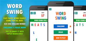 KOSTENLOS 3 Apps : (Android ) Word Swing PRO, Mystery Tiles, pp - The pEp email client with Encryption (Google Play)