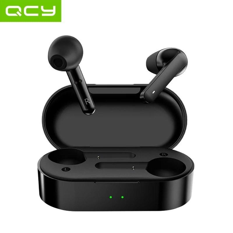 QCY T3 TWS Bluetooth Kopfhörer 5.0 3D Stereo