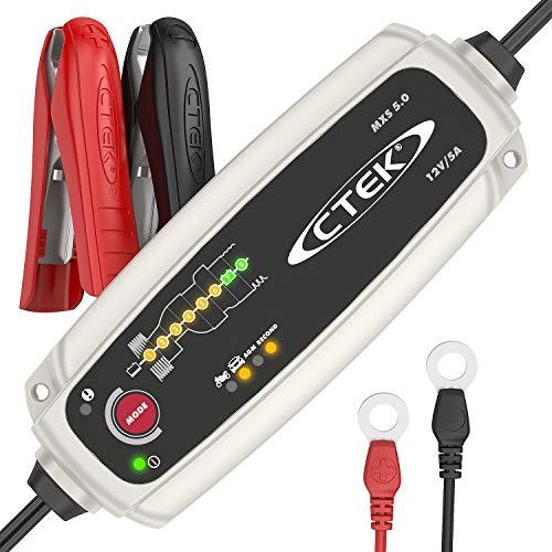 (Blitzangebote) CTEK MXS 5.0 Batterieladegerät bei Amazon für 53,90