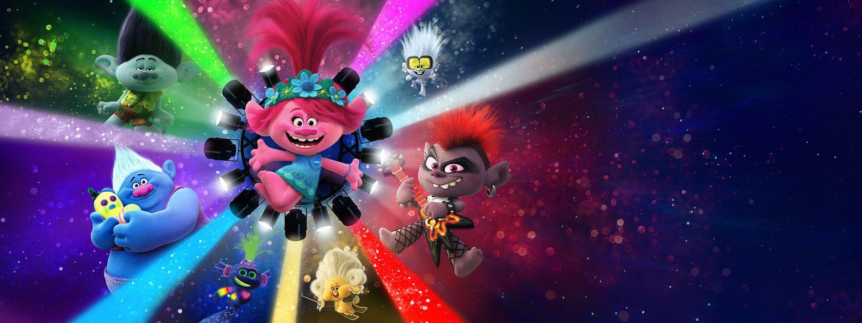 (Videociety) Trolls World Tour in HD leihen für 0,95€ (Tagesangebot)