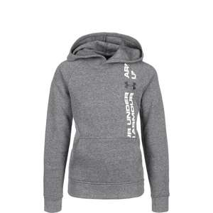 Under Armour Sale, zB: Rival Wordmark Hoodie Kinder