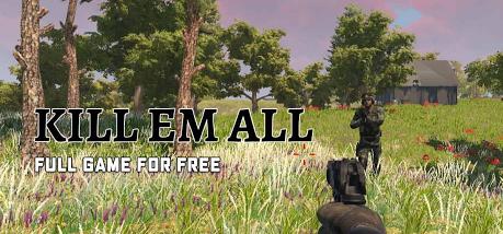 [Indiegala] Kill 'Em All kostenlos (Windows PC)