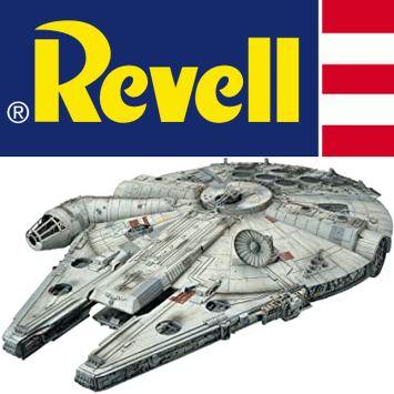 Revell 15093 Millennium Falcon | Master Series | STAR WARS Bausatz 1:72