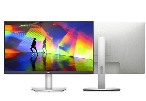 "Dell S2721HS - 27"" FHD IPS höhenverstellbarer Monitor, 75 Hz, 300 nits, DP & HDMI, AMD FreeSync, VESA"