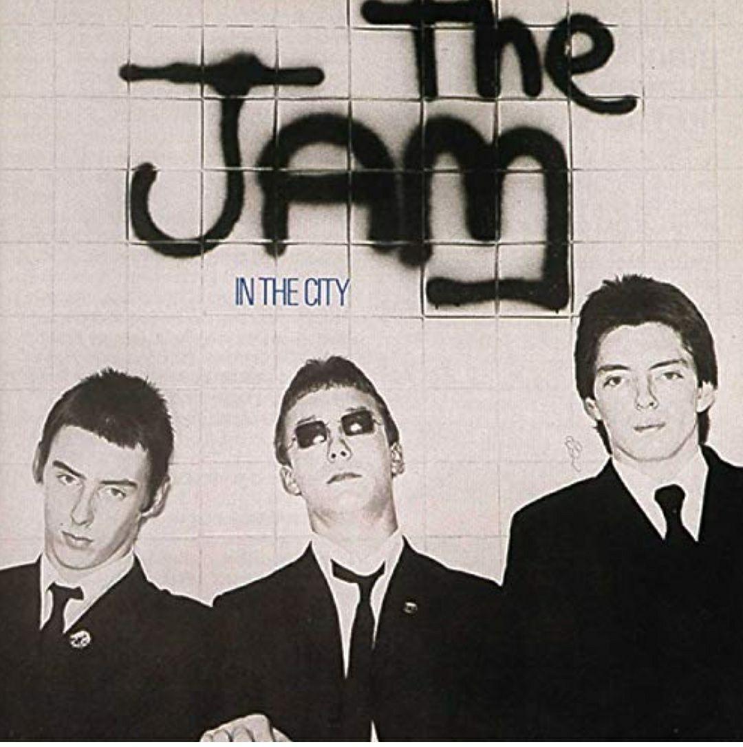 The Jam - In The City (Vinyl LP)