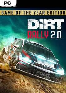 DiRT Rally 2.0 Game of The Year für 7.69€ @ CDKeys