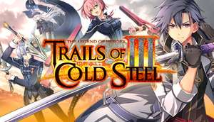 Kostenlos spielen - The Legend of Heroes: Trails of Cold Steel III - Steam