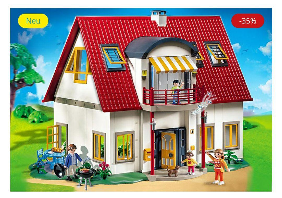 Playmobil.de Rabattaktion - Wohnhaus 4279 für 55,87€, Adventskalender 9264 zum Bestpreis möglich!