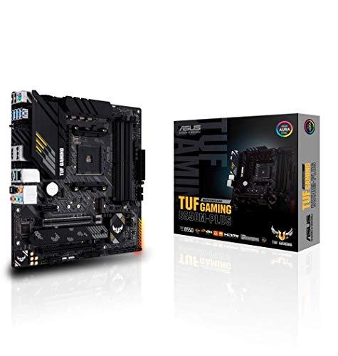 Asus TUF Gaming B550M-Plus mATX Mainboard - Sockel AM4 (Amazon.es)