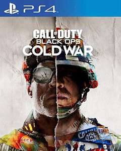 Call of Duty Black Ops: Cold War - PS4 Version bei Real