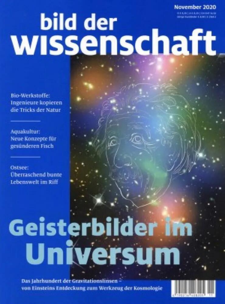 Bild der Wissenschaft Abo (14 Ausgaben) für 116,52 € mit 110 € BestChoice-Universalgutschein/ 105 € BC inkl. Amazon/ 115 € Otto-Gutschein