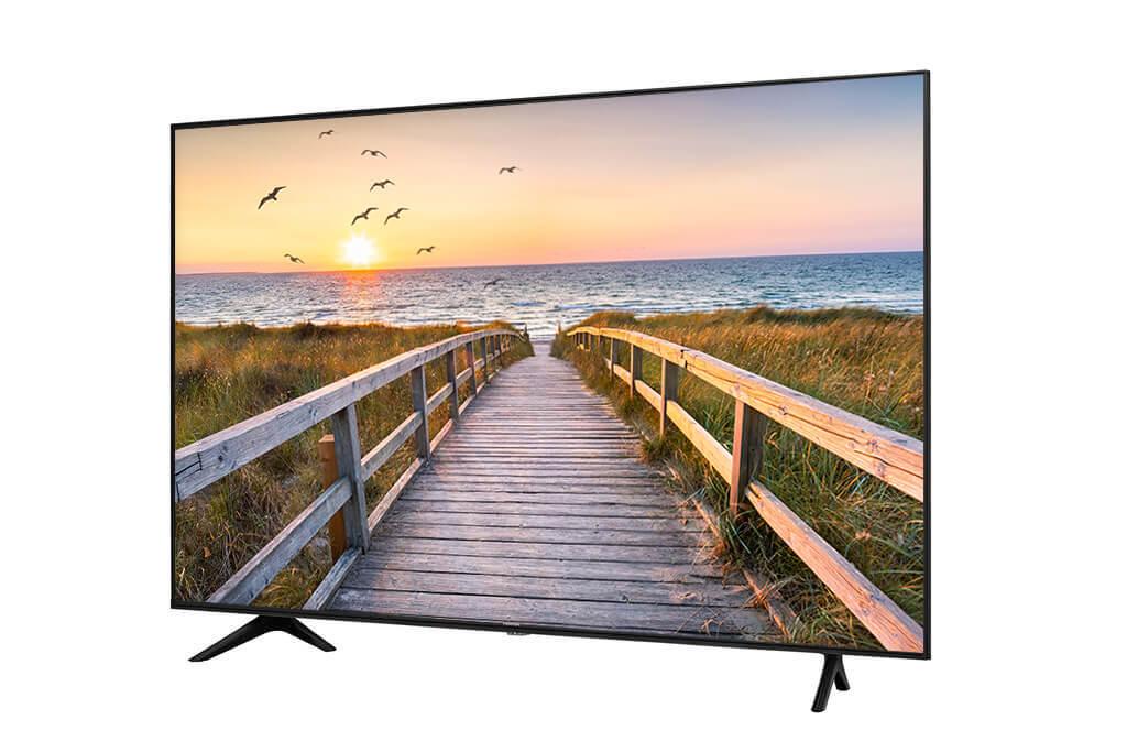 """Hisense 58A7100F 58"""" LED-TV (4K UHD, Direct-LED, HDR10, Triple-Tuner, Smart TV, Alexa)"""