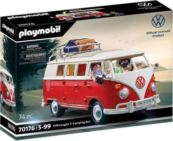 Playmobil - VW T1 zum Vorbestellen und 13% Rabatt über Buecher.de