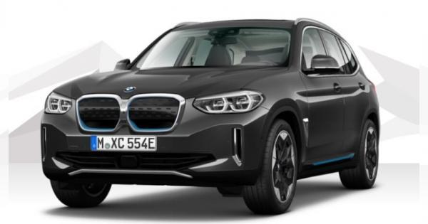 """~GEWERBE~ Leasing BMW iX3 IMPRESSIVE """"Made in China"""" mit Umweltbonus Konfigurierbar 637,99€ im Monat bei 36 Monaten Laufzeit"""